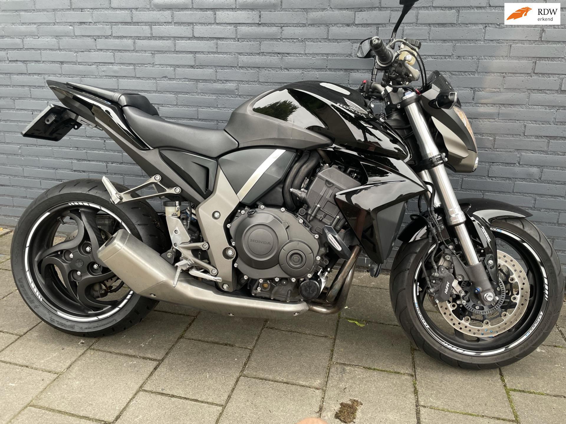 Honda CB 1000 R ABS CB 1000r cb1000r zwart extras occasion - Van de Klundert Trading