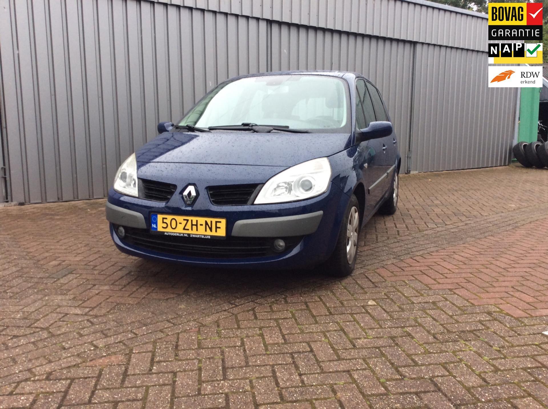 Renault Scénic occasion - Auto van Beek