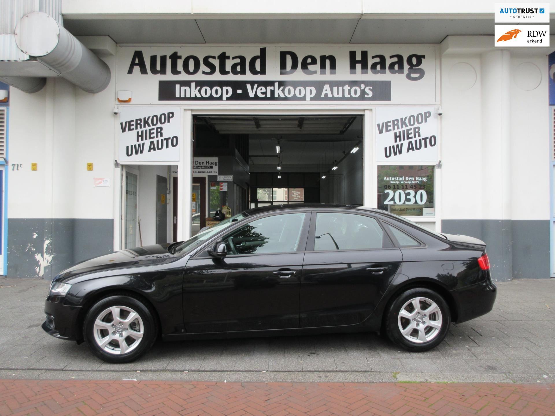 Audi A4 occasion - Autostad Den Haag