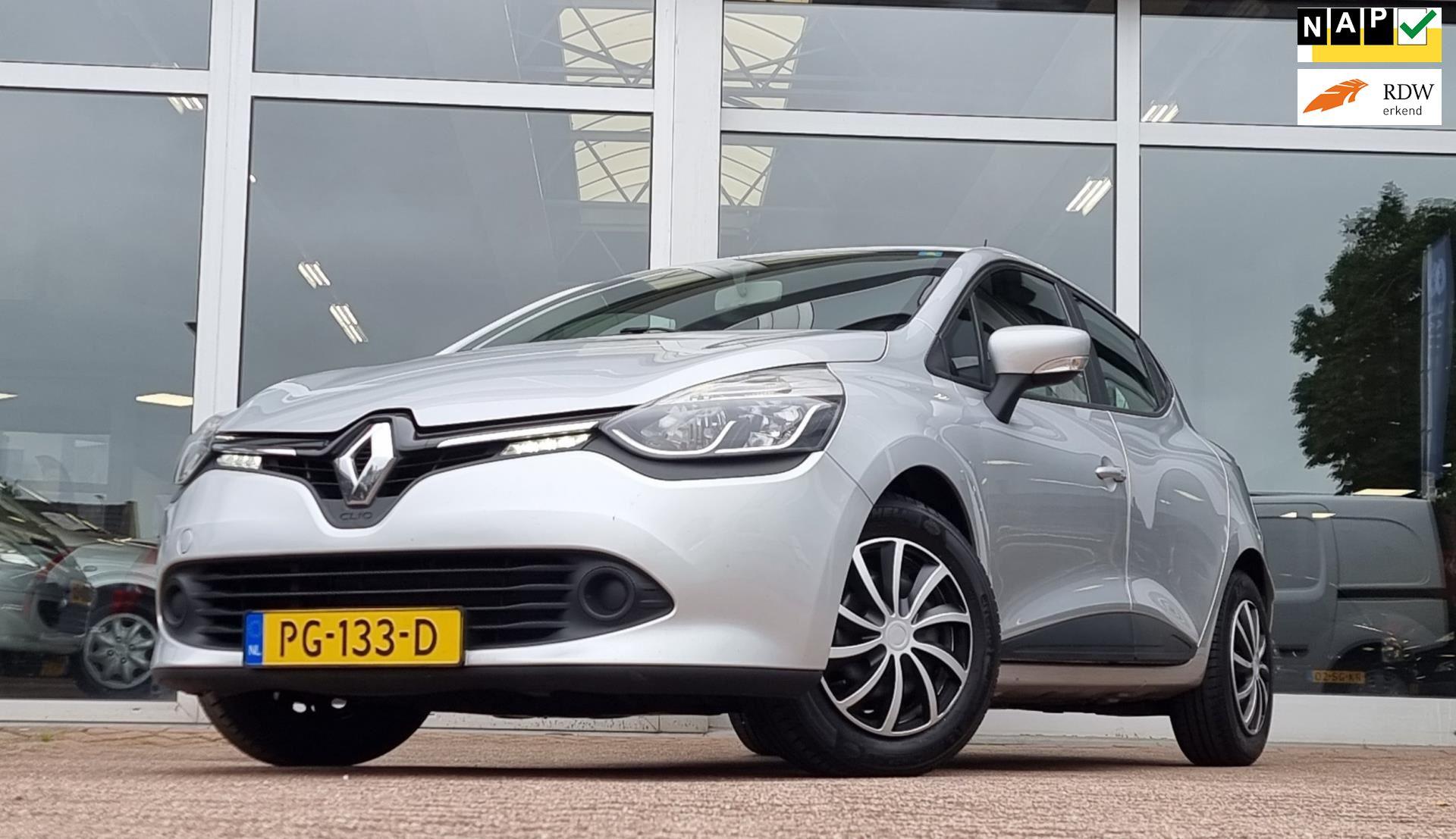 Renault Clio occasion - van den Boog Automotive