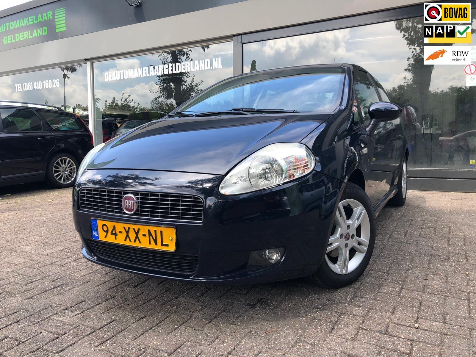 Fiat Grande Punto occasion - De Automakelaar Gelderland