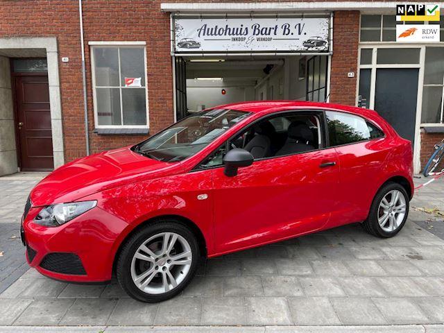 Seat Ibiza 1.2 Club Airco, Sportvelgen, Nieuwe APK! 85.000 km!