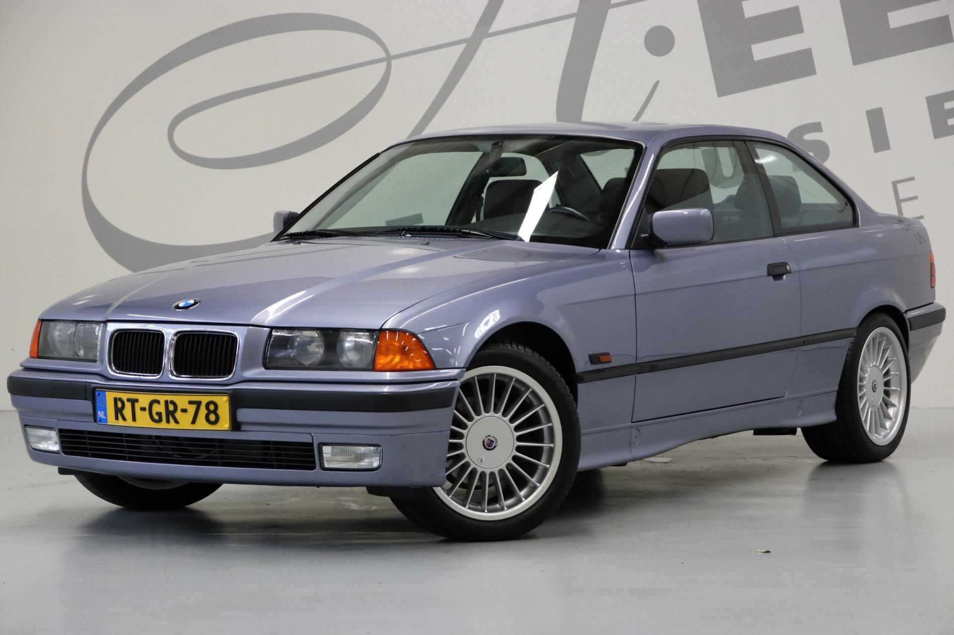 BMW 3-serie Coupé occasion - Aeen Exclusieve Automobielen