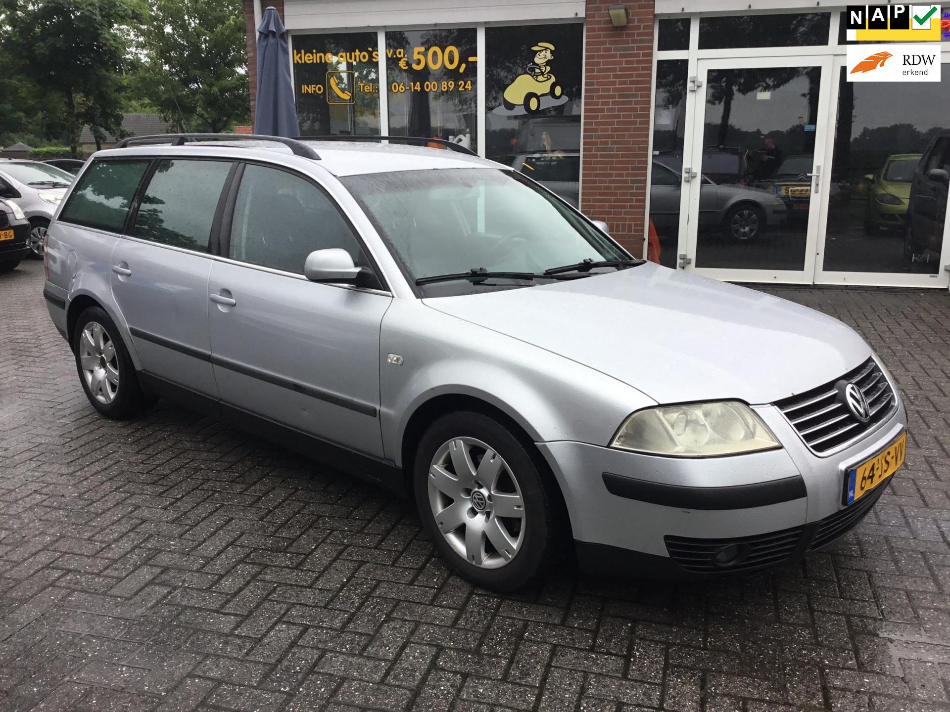 Volkswagen Passat Variant occasion - F. Klomp Auto's