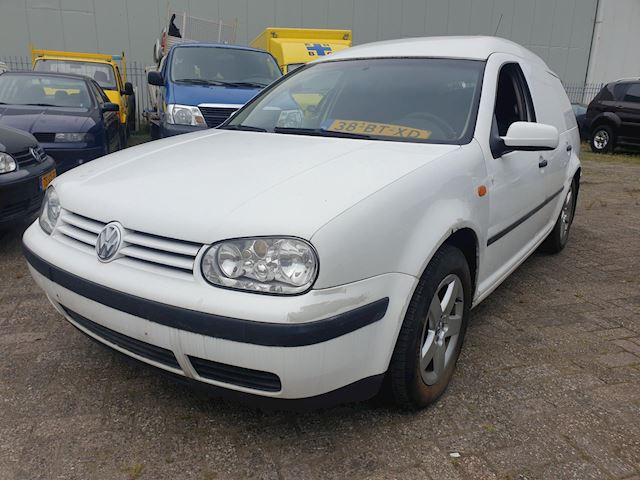 Volkswagen Golf Variant 1.9 SDI Basis VAN *AIRCO/NAP*2005