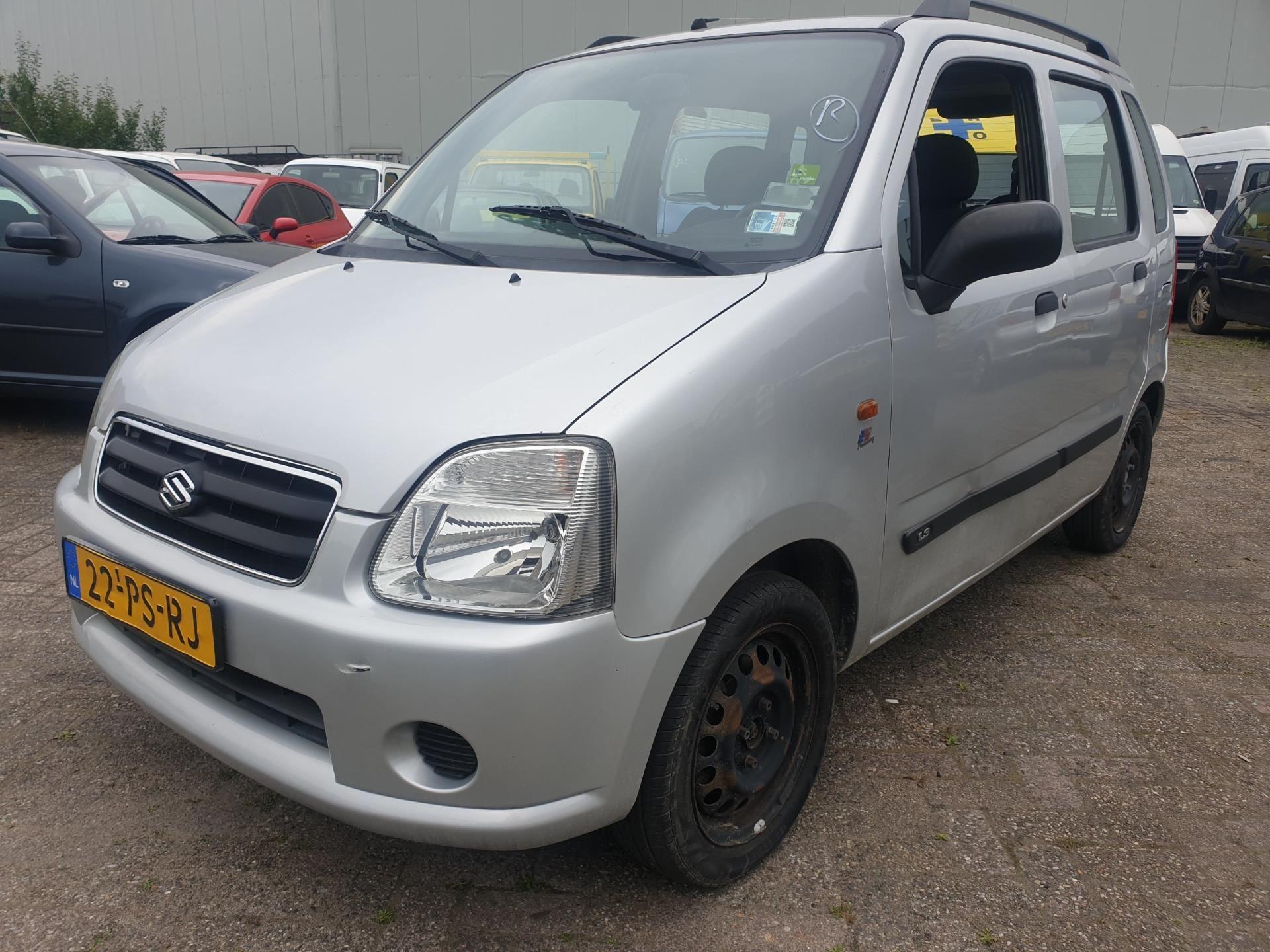 Suzuki Wagon R occasion - A2 Auto's