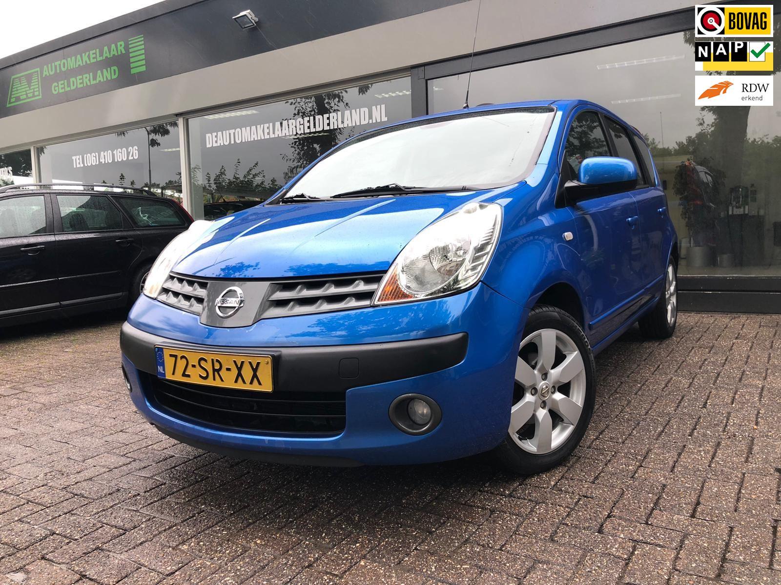 Nissan Note occasion - De Automakelaar Gelderland