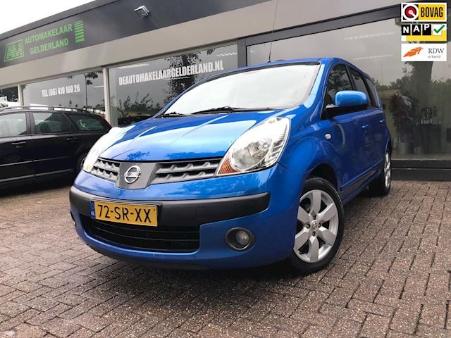 Nissan Note 1.6 First Note Nw Apk/Airco/Lmv