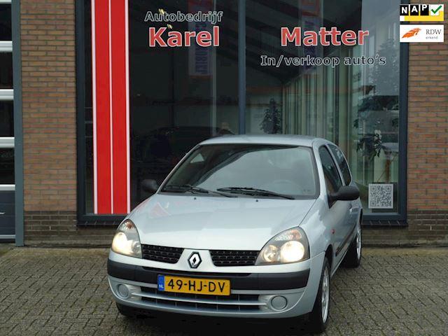 Renault Clio 1.2 Authentique *NETTE AUTO* *APK T/M 08-07-2022*