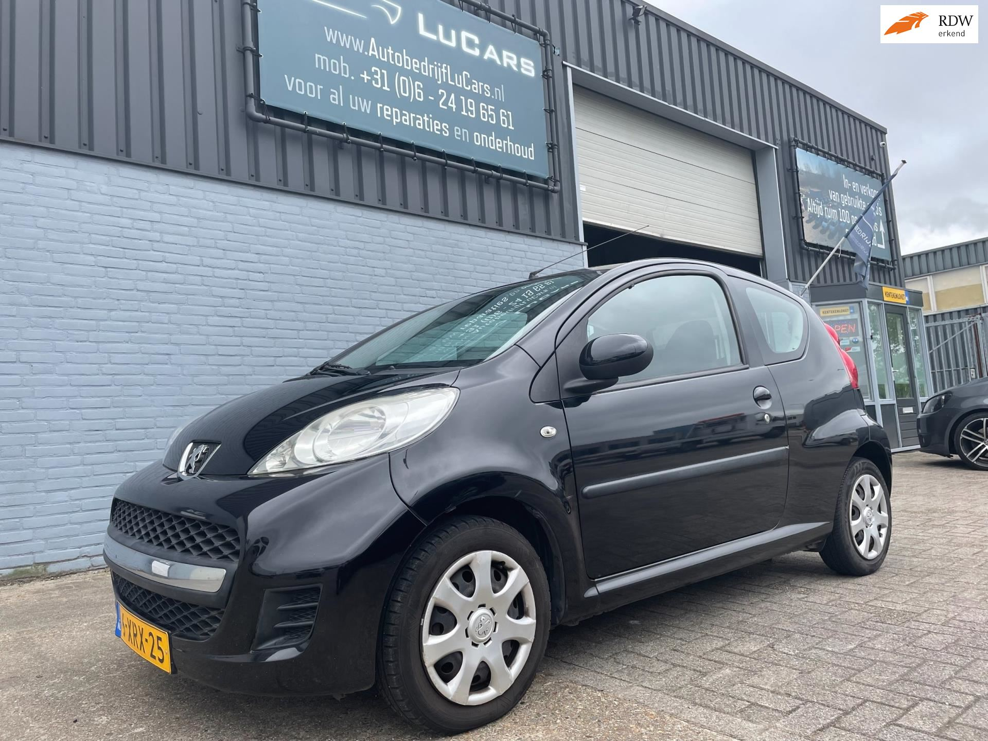 Peugeot 107 occasion - LuCars