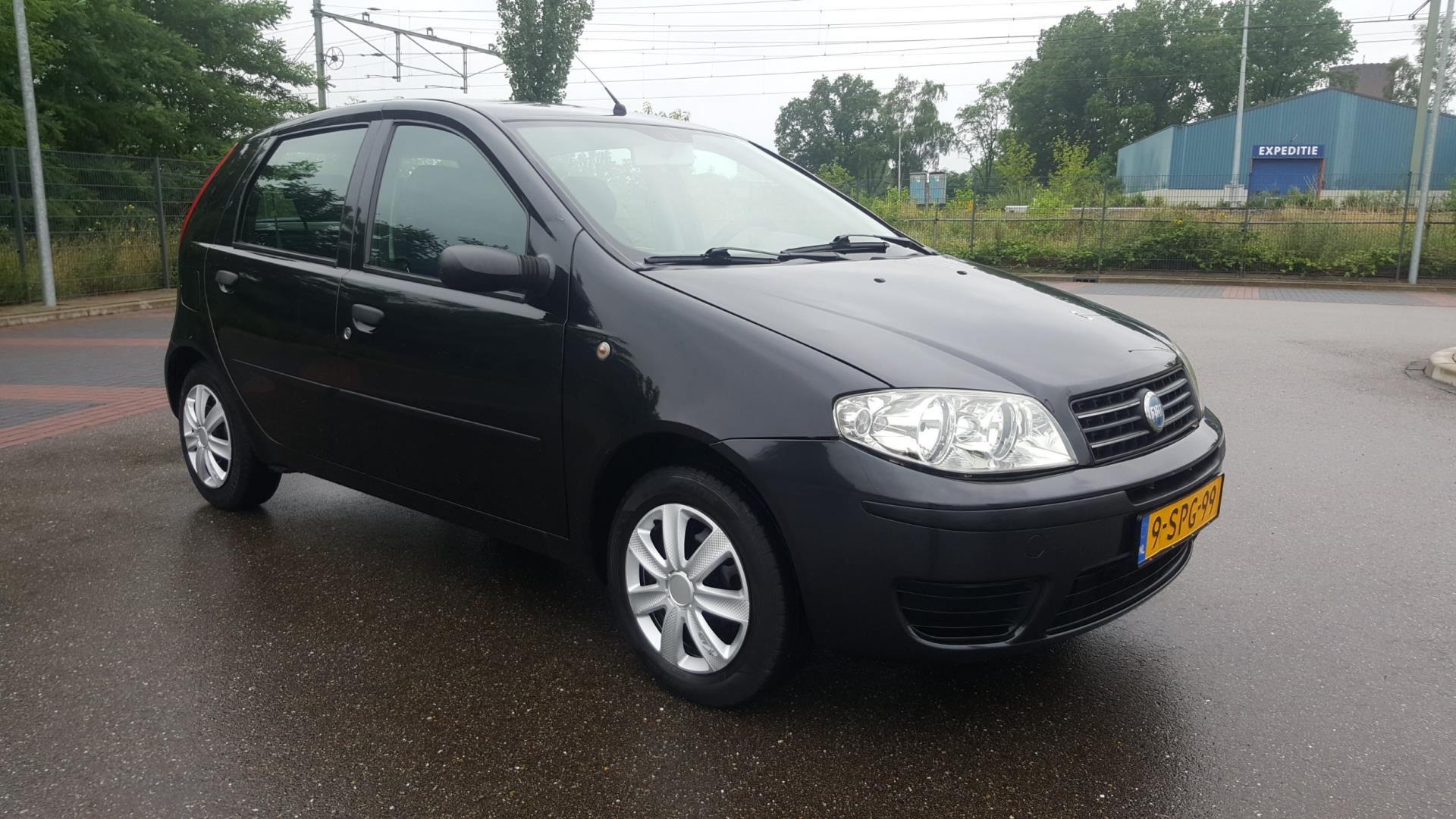 Fiat Punto occasion - Autobedrijf R. Walhof
