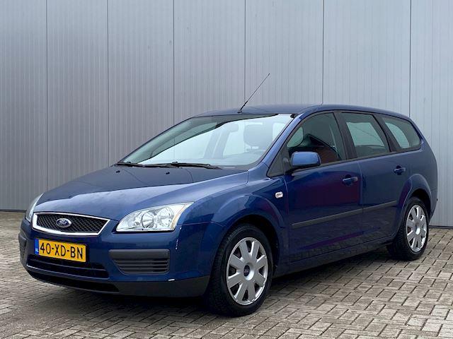 Ford Focus Wagon 1.6-16V Trend | Nieuwe apk | Airco | Elektrische ramen |