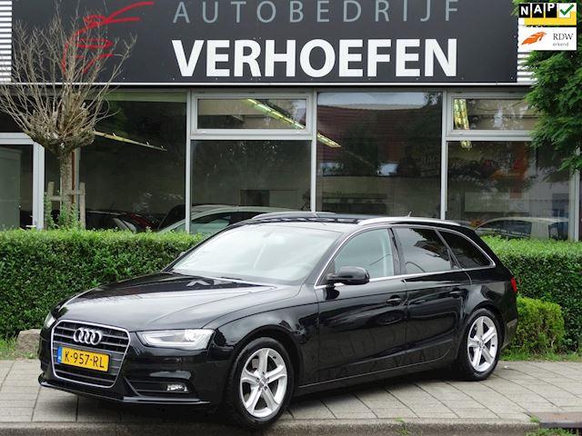 Audi A4 Avant 1.8 TFSI Pro Line S - XENON - AIRCO - CRUISE CONTR - STOEL VERW - VOL DEALER ONDERHOUDEN !!!