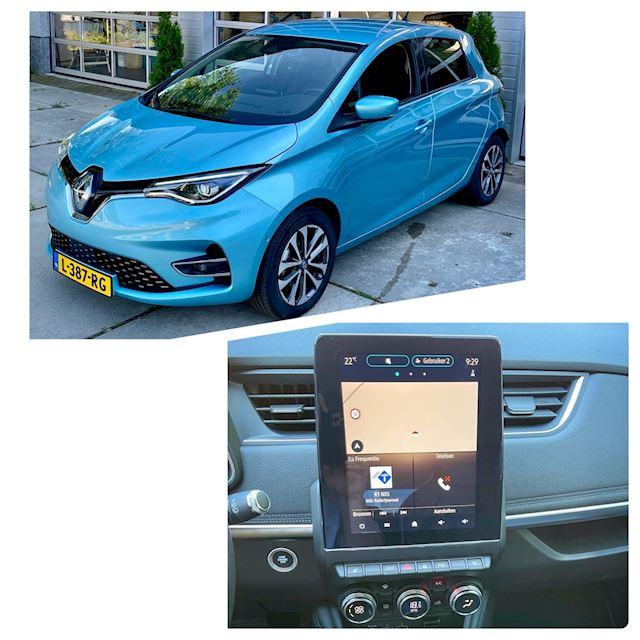 Renault ZOE R135 Intens 52 kWu Accu Incl. Actieradius 395km (WLTP)