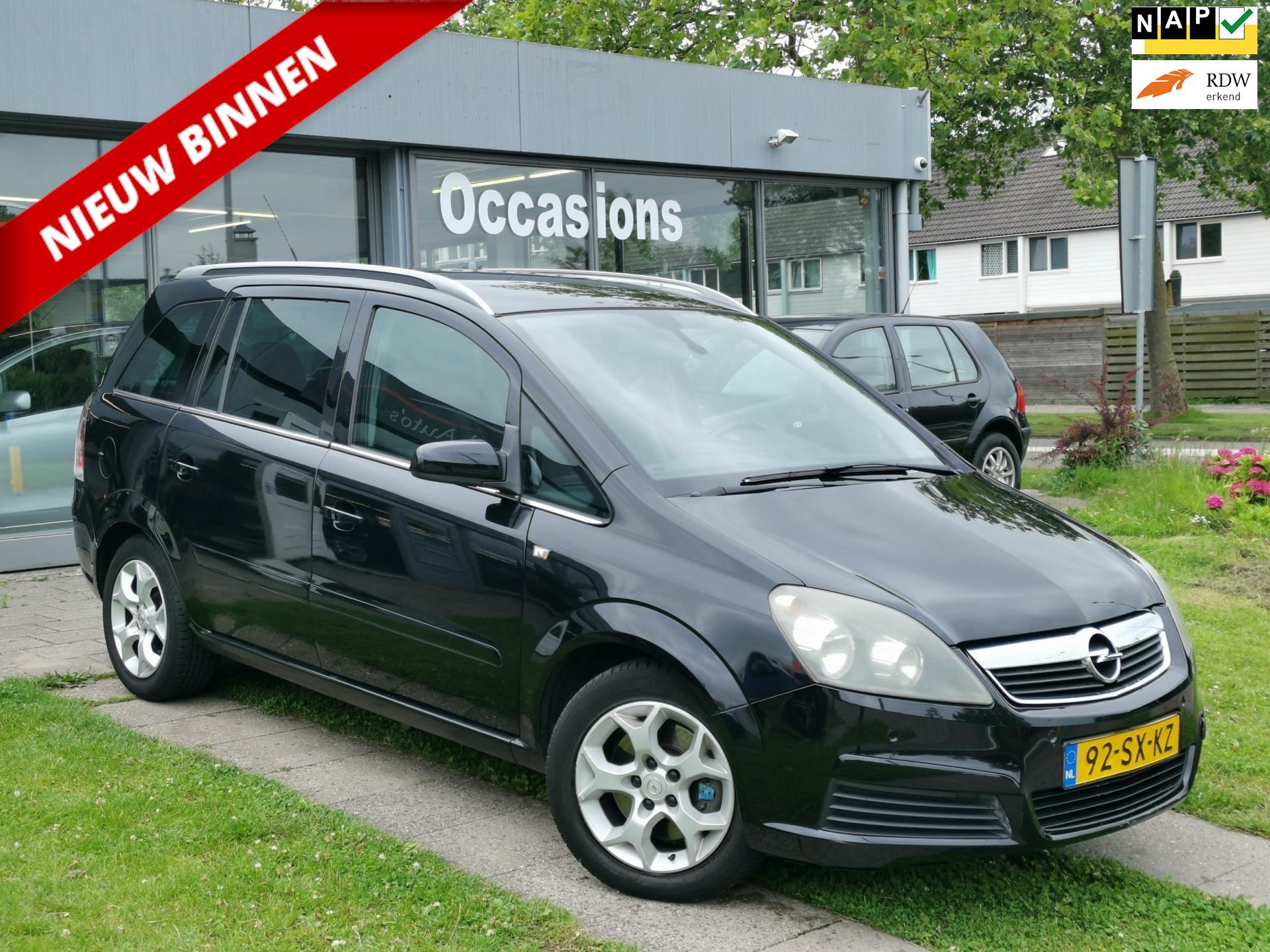 Opel Zafira occasion - Loyaal Auto's