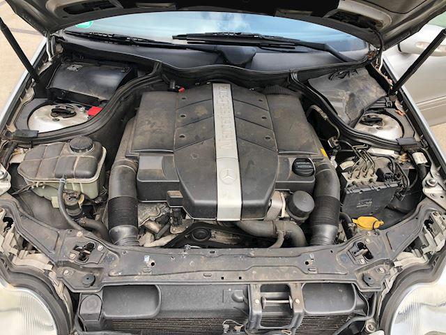 Mercedes-Benz C-klasse 240 Elegance