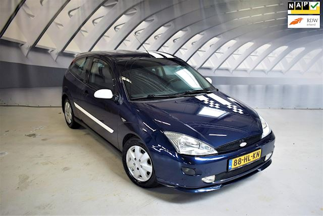 Ford Focus 1.6-16V Collection special SPORT EDITION AUTOMAAT