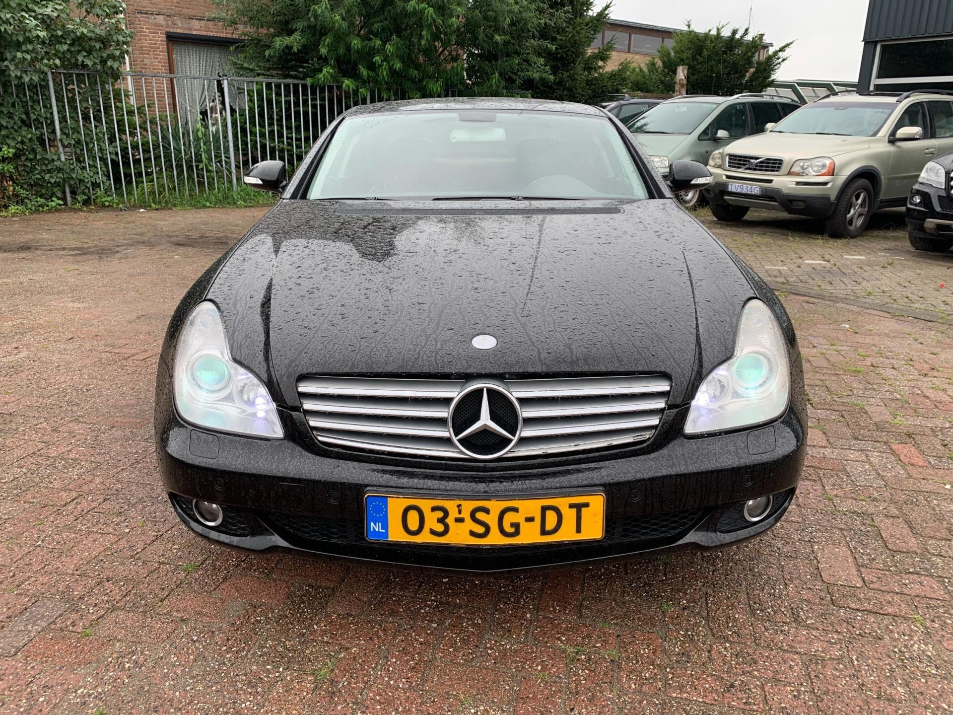 Mercedes-Benz CLS-klasse occasion - DDM Export B.V.