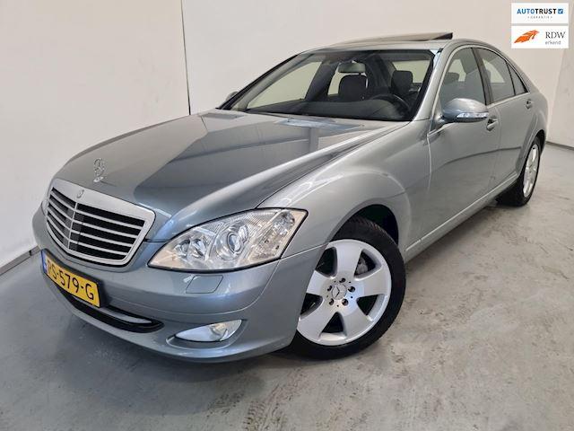 Mercedes-Benz S-klasse 420 CDI / Navi / Memory / Schuifdak / Trekhaak
