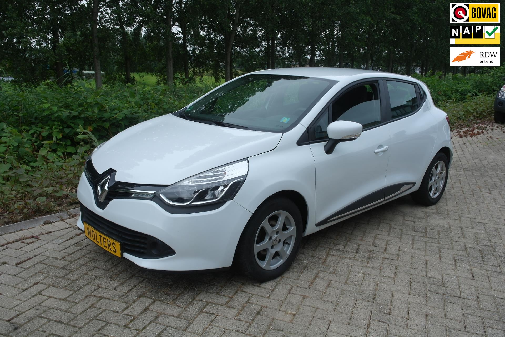 Renault Clio occasion - Wolters Autohandel