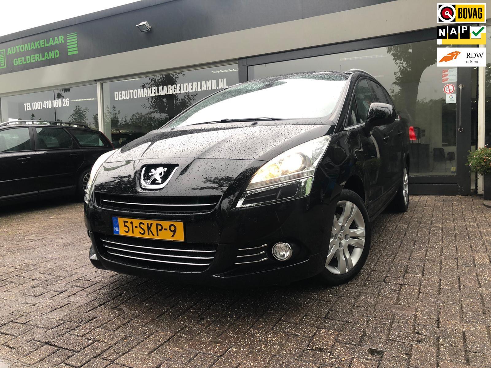 Peugeot 5008 occasion - De Automakelaar Gelderland