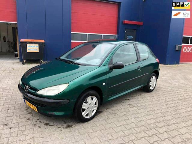 Peugeot 206 1.4 XR  148.000KM