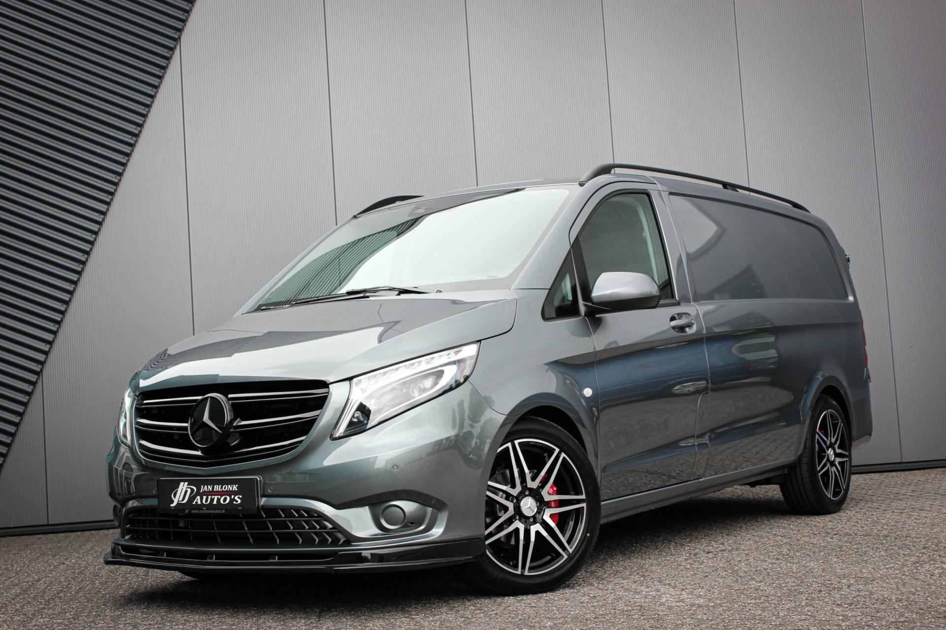 Mercedes-Benz Vito occasion - Jan Blonk Auto's