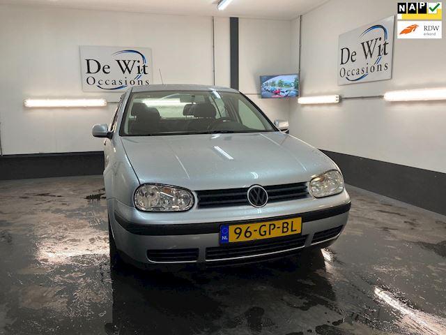 Volkswagen Golf 2.0 Trendline 5 DRS uitv. van 2e EIG.  in NETTE STAAT incl. NWE APK/GARANTIE.