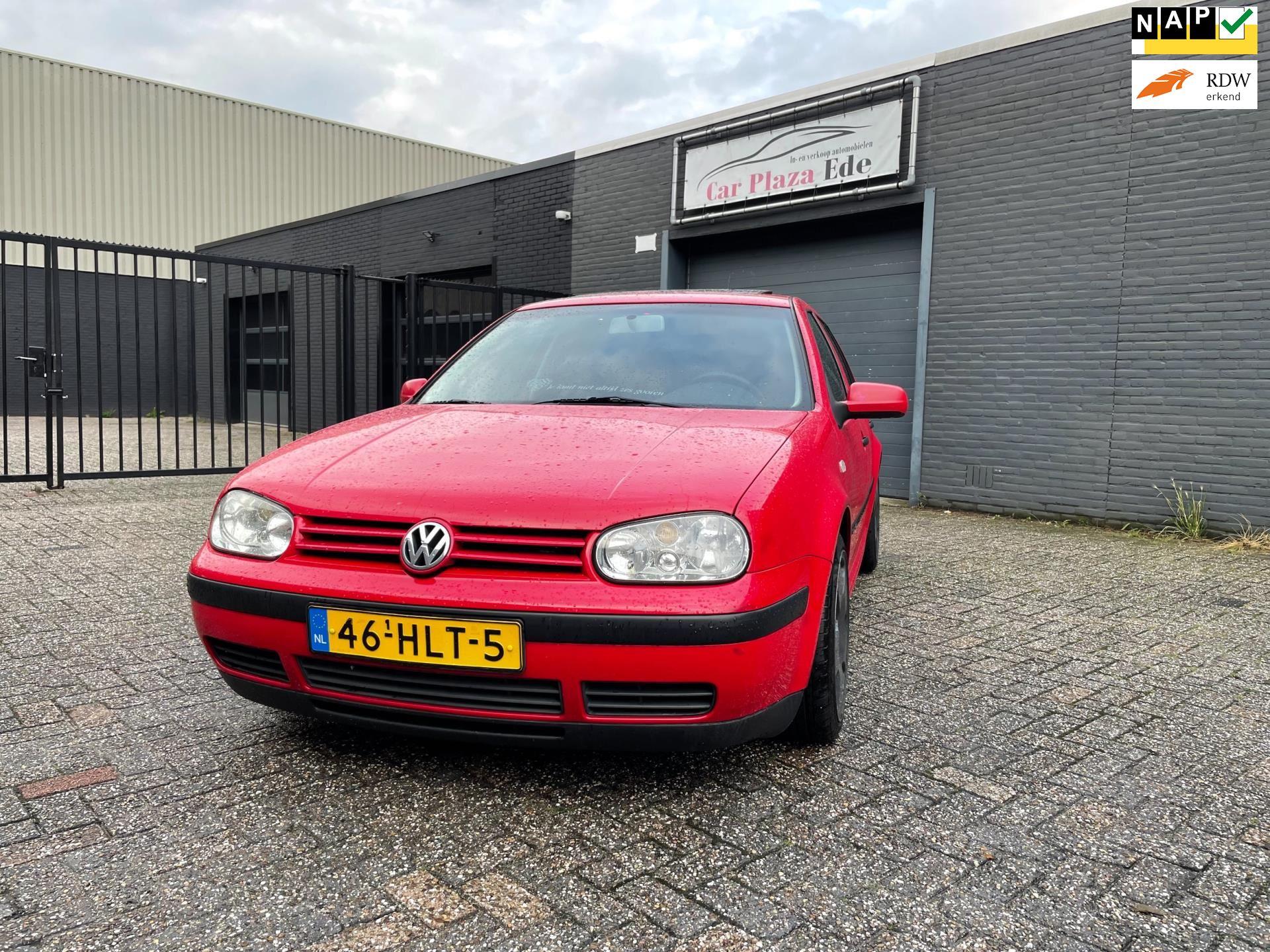 Volkswagen Golf occasion - Carplaza Ede
