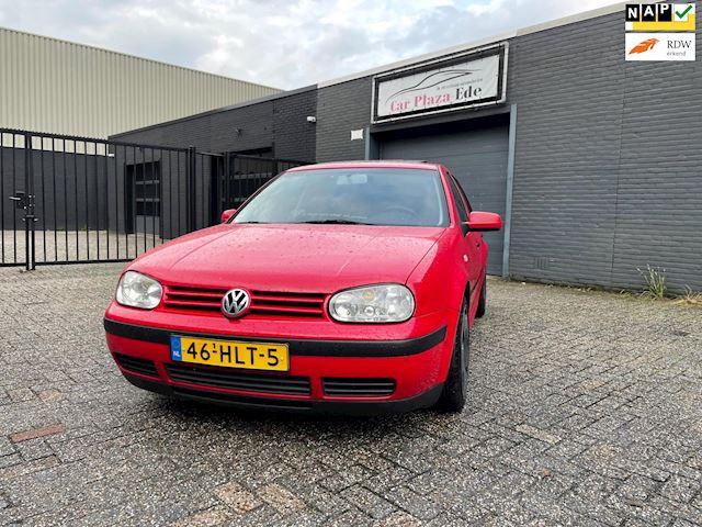 Volkswagen Golf 1.4-16V Sportline Clima Elek. Pakket Schuifdak LM-Wielen APK NAP.
