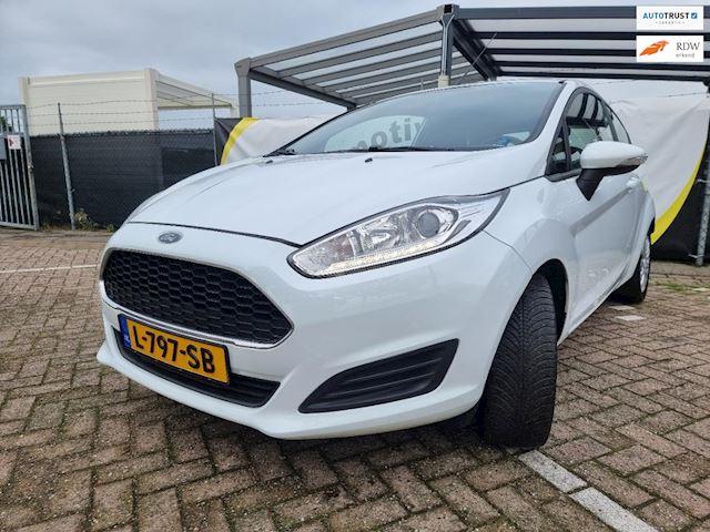 Ford Fiesta 1.0 Style Essential, november 2017, Airco, Navigatie, inruil mogelijk