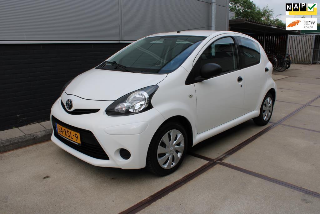Toyota Aygo occasion - Auto Johan