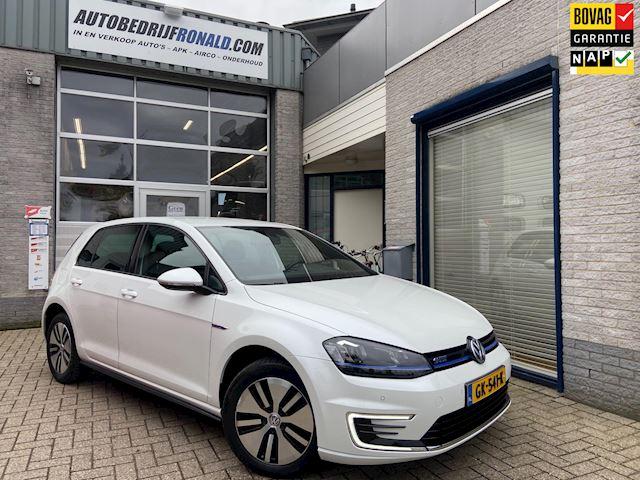 Volkswagen Golf 1.4 TSI GTE NL.Auto/Incl.Btw/Navigatie/Camera/Cruise/Clima/Trekhaak/Parelmoer wit