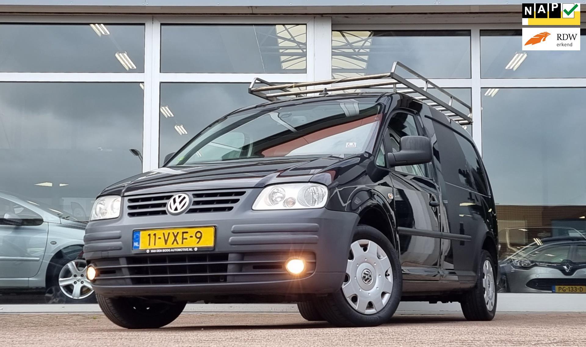 Volkswagen Caddy occasion - van den Boog Automotive