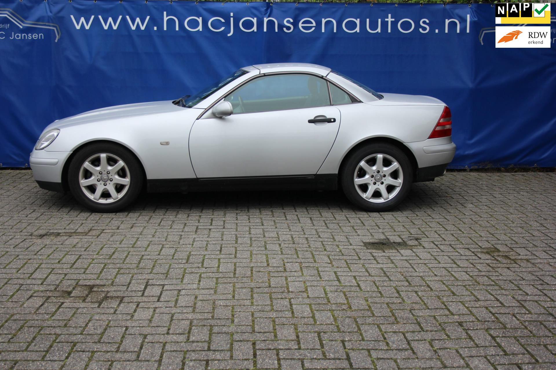 Mercedes-Benz SLK-klasse occasion - Autobedr. VOF HAC Jansen