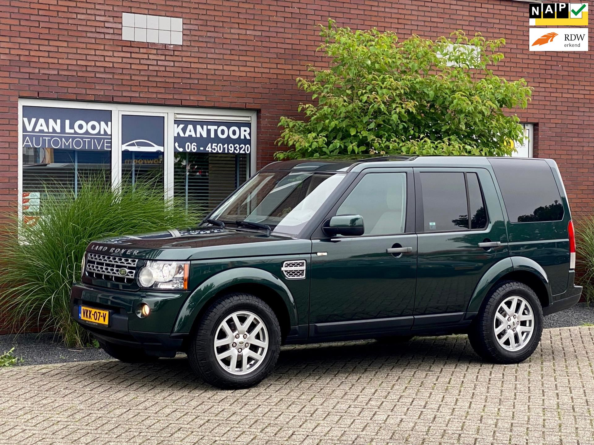 Land Rover Discovery occasion - Van Loon Automotive