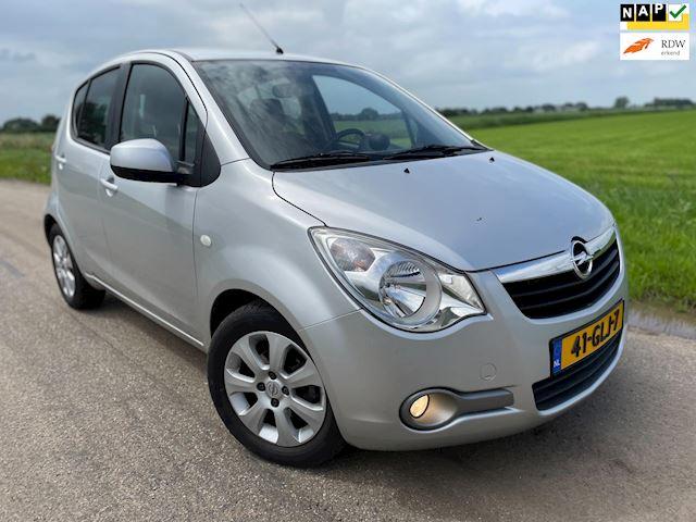 Opel Agila 1.2 Enjoy /  32.000 km nap airco
