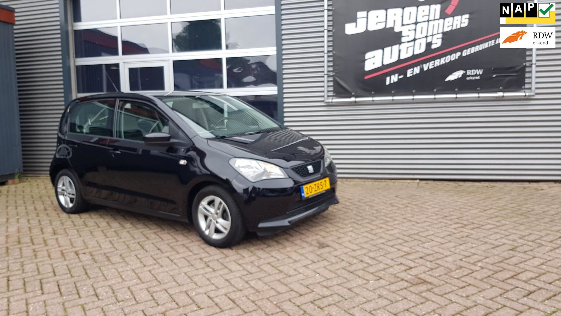 Seat Mii occasion - Jeroen Somers Auto´s