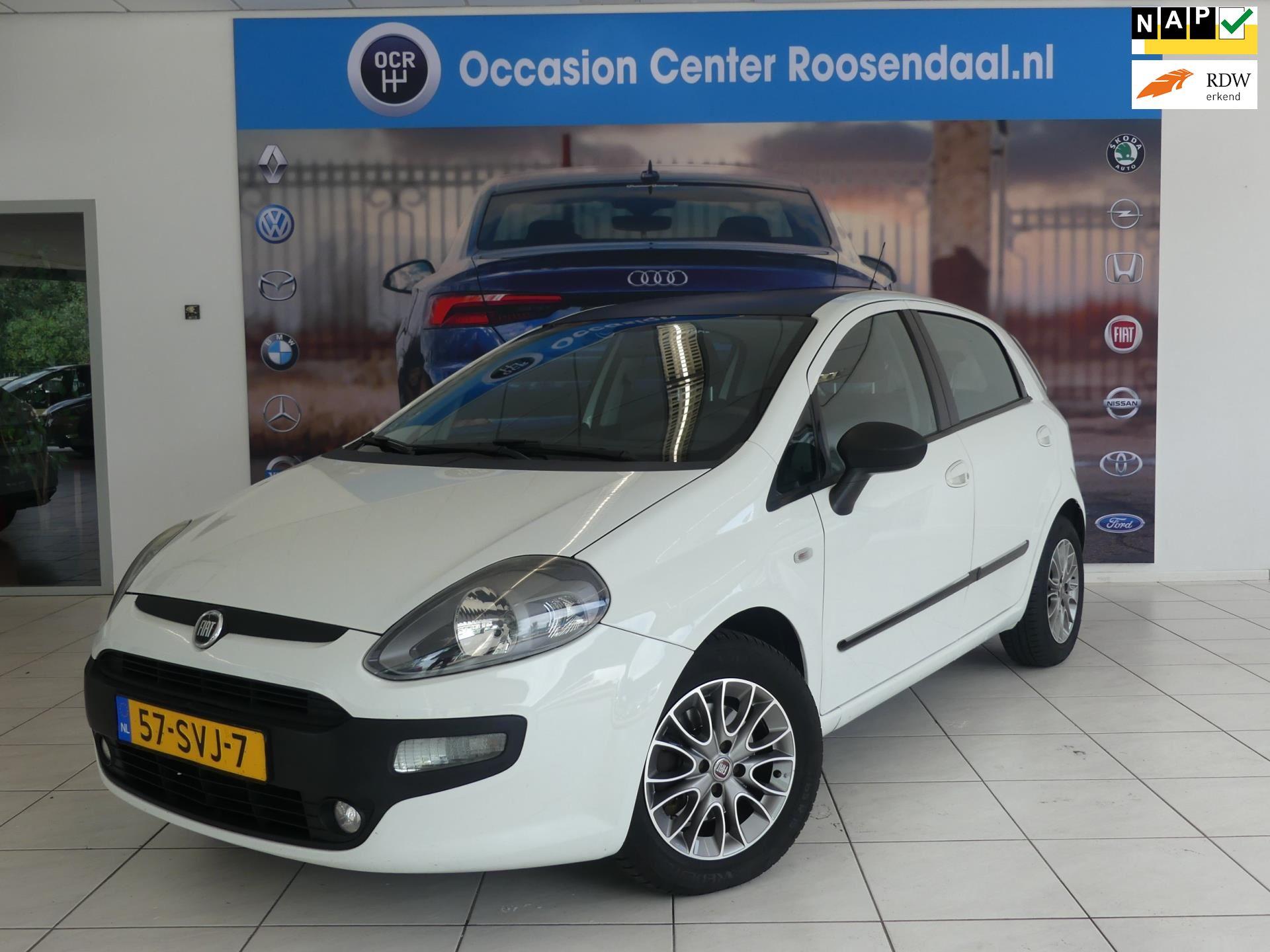 Fiat Punto Evo occasion - Occasion Center Roosendaal