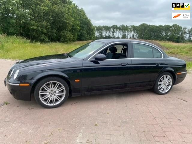 Jaguar S-type 2.7D V6 Palladium