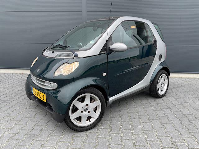 Smart Fortwo coupé 0.7 grandstyle 2006 met panoramadak