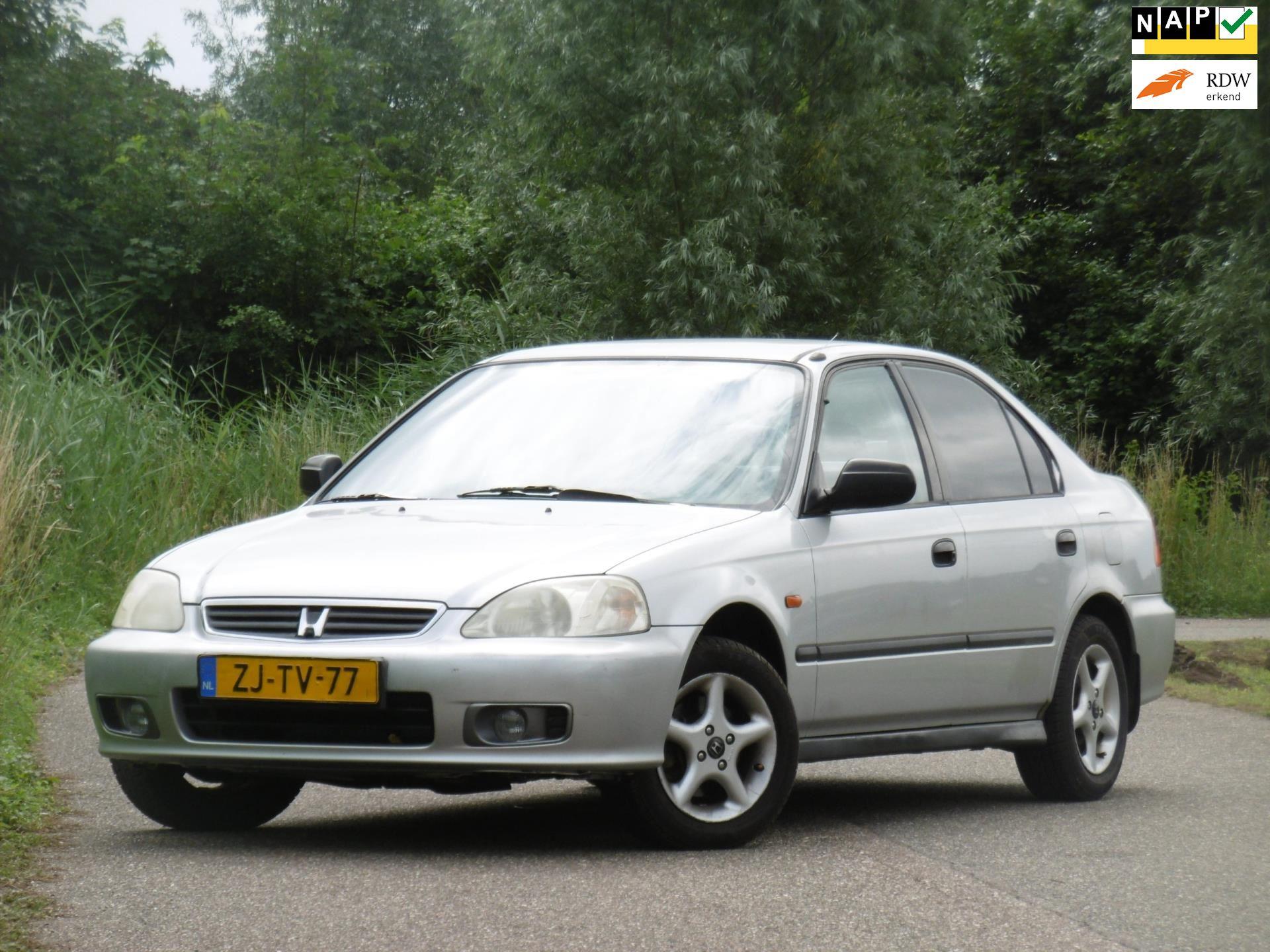 Honda Civic occasion - Dunant Cars