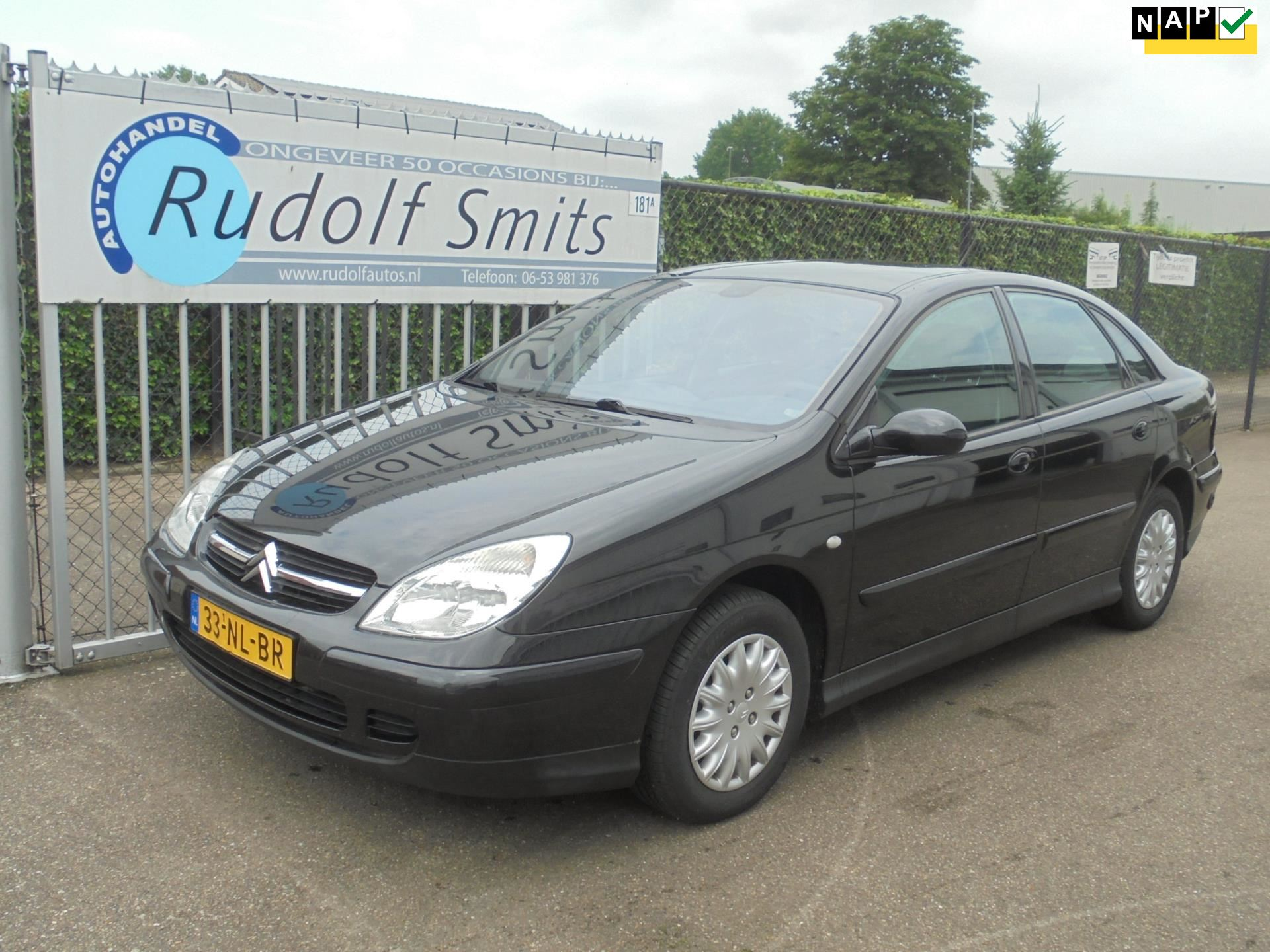 Citroen C5 occasion - Autohandel Rudolf Smits