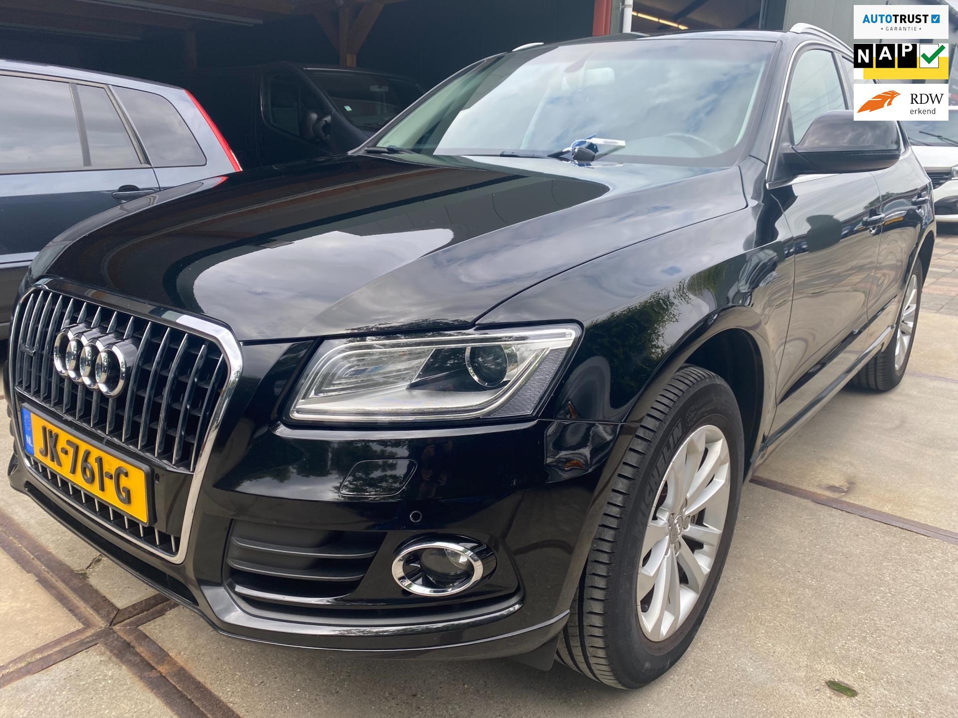 Audi Q5 occasion - Bierens Auto's
