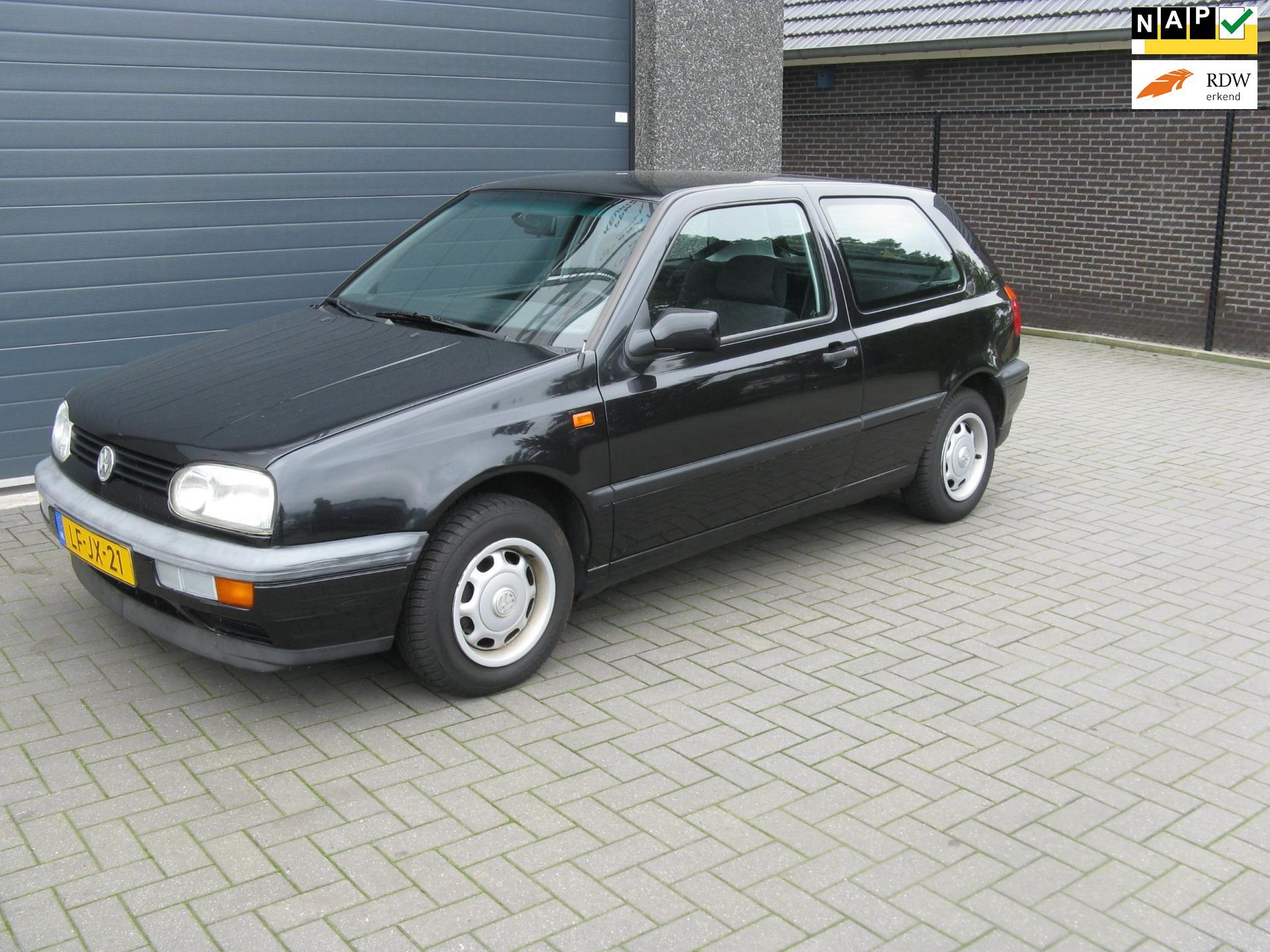Volkswagen Golf occasion - van Helden Auto's