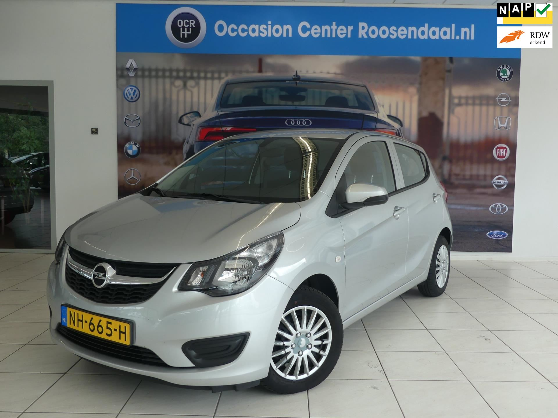 Opel KARL occasion - Occasion Center Roosendaal