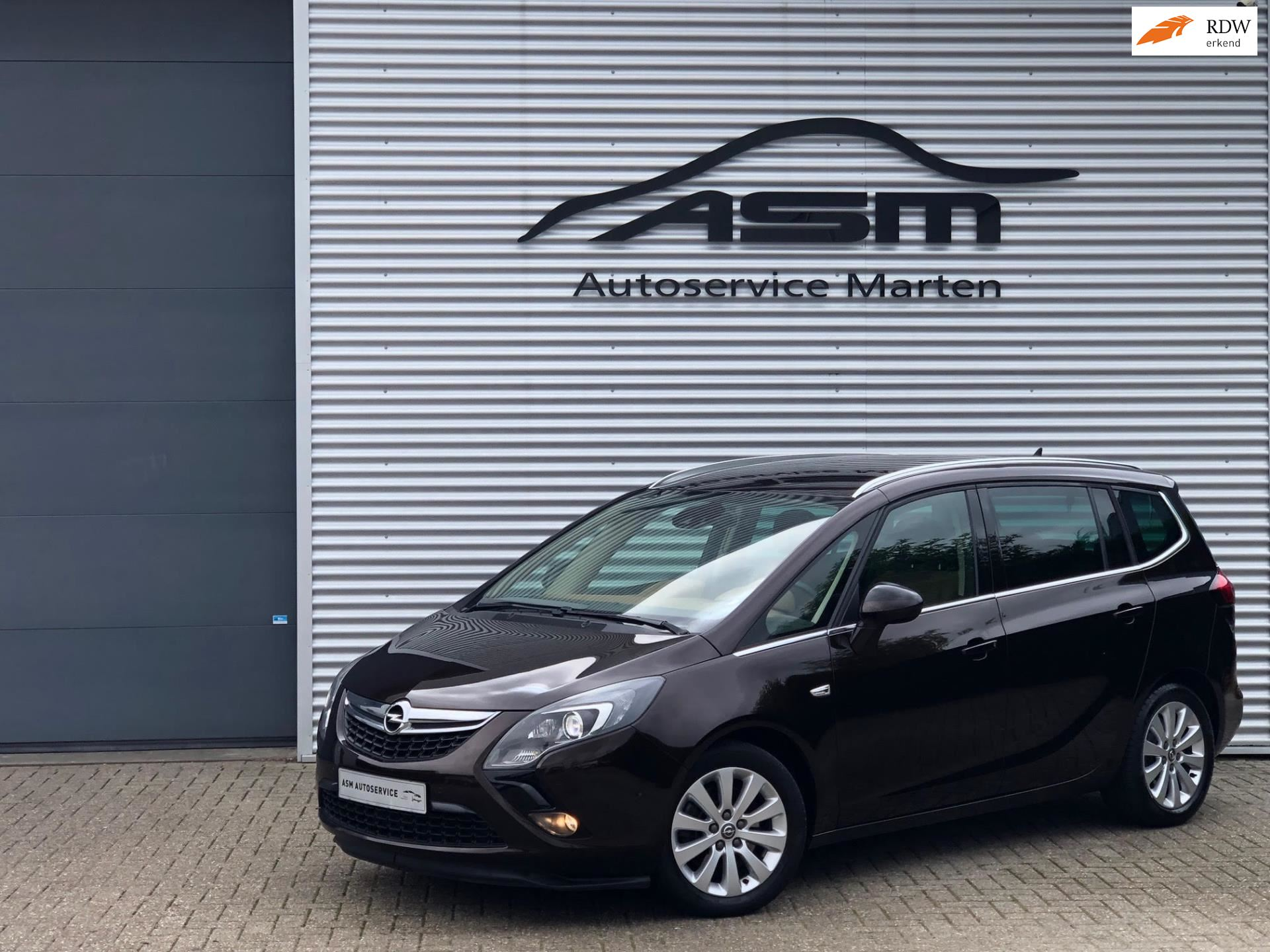 Opel Zafira Tourer occasion - ASM Autoservice Marten