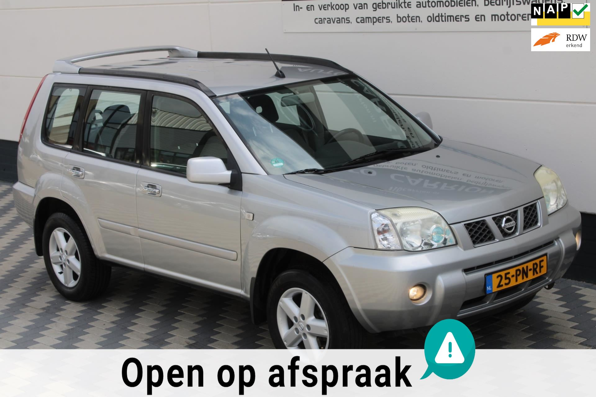 Nissan X-Trail occasion - CARRION