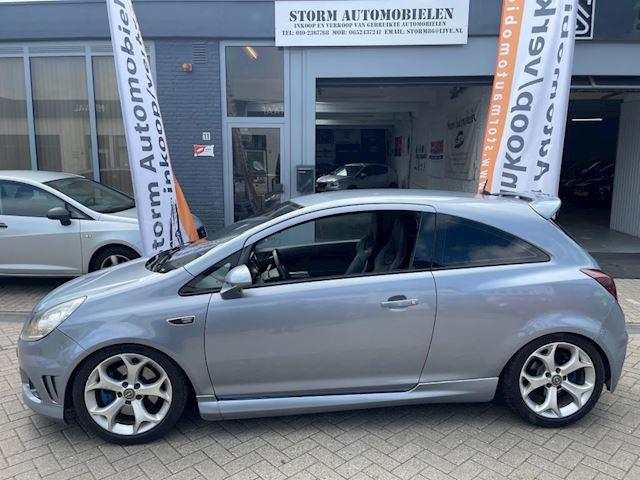 Opel Corsa 1.6-16V T OPC met onderhoudshistorie, Airco en een nieuwe APK!!!