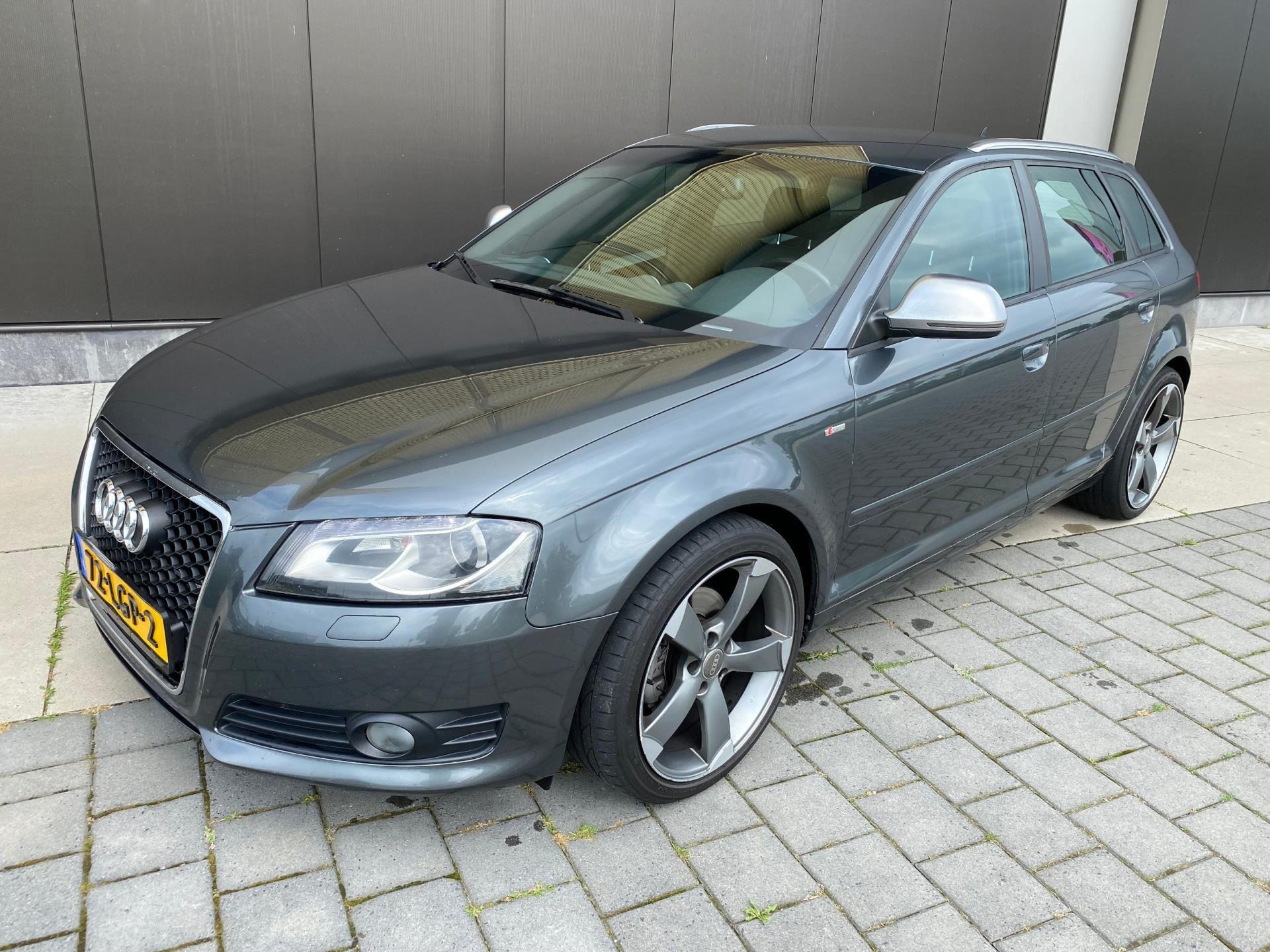 Audi A3 Sportback occasion - Zwaard Auto's